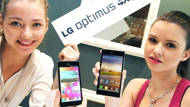 El nuevo LG Optimus, un ordenador en la mano