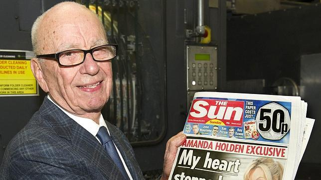 Murdoch presenta al «intrépido y ético» sustituto de «News of the World»