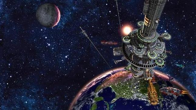 Un ascensor espacial para 2050