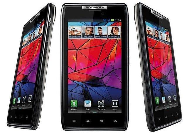 El Razr de Motorola llega este mes a España
