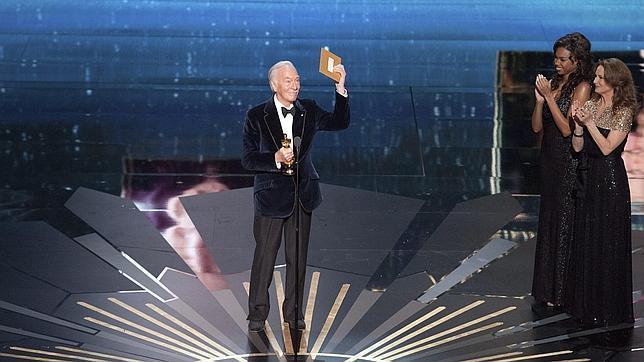 Christopher Plummer: «Gracias a Dios, un actor nunca se jubila»