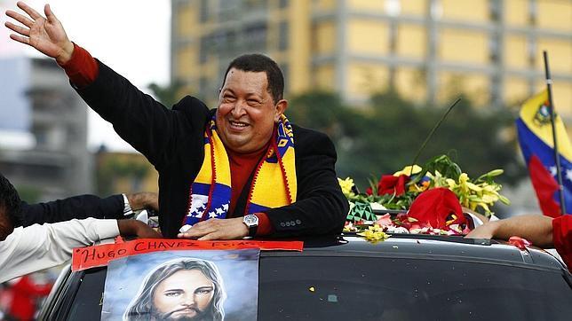 Las pruebas médicas a Chávez diagnostican un cáncer más agresivo