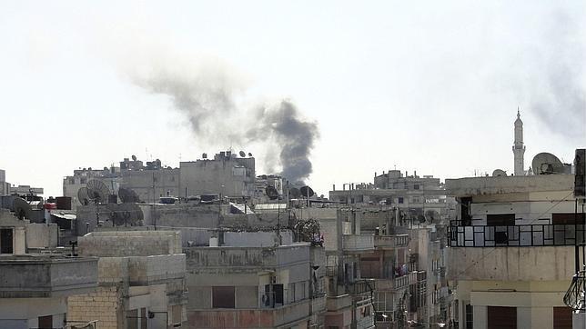 Al-Assad envía a los «Monstruos de la Cuarta División» a Homs