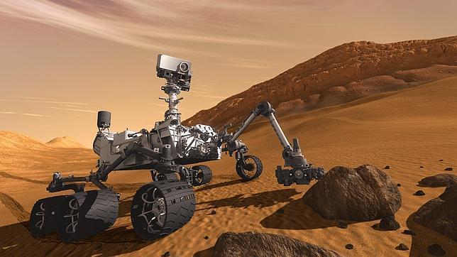 La NASA prevé una posible misión a Marte en 2018, pese a los recortes presupuestarios
