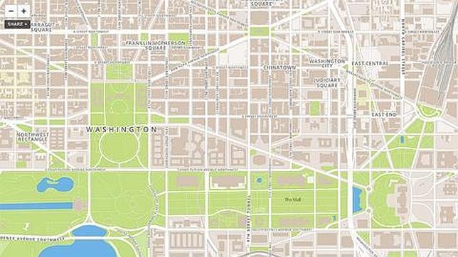 Foursquare se despide de Google Maps y da la bienvenida a OpenStreetMap