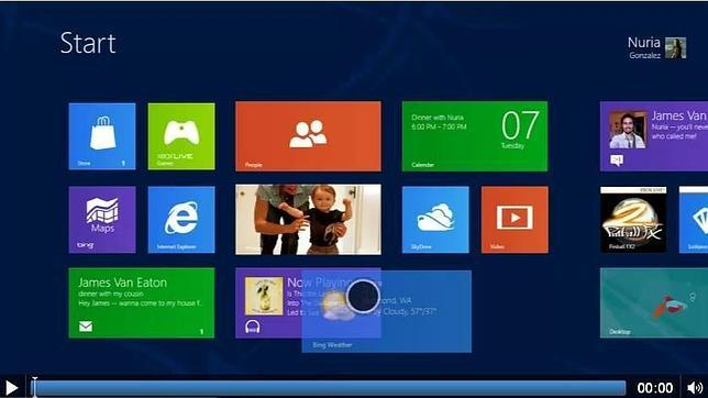 Windows 8 : mas de un millón de descargas