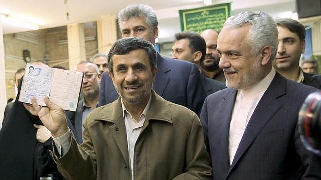 Ahmadineyad, «el pato cojo»