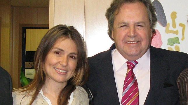 Laura Gomiz y Cristóbal Cantos