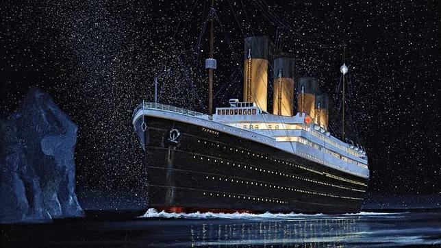 ¿Hundió la Luna el Titanic?
