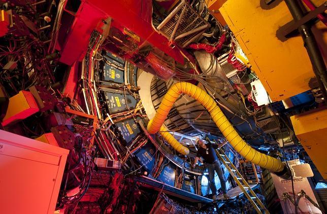El bosón de Higgs vuelve a dar señales