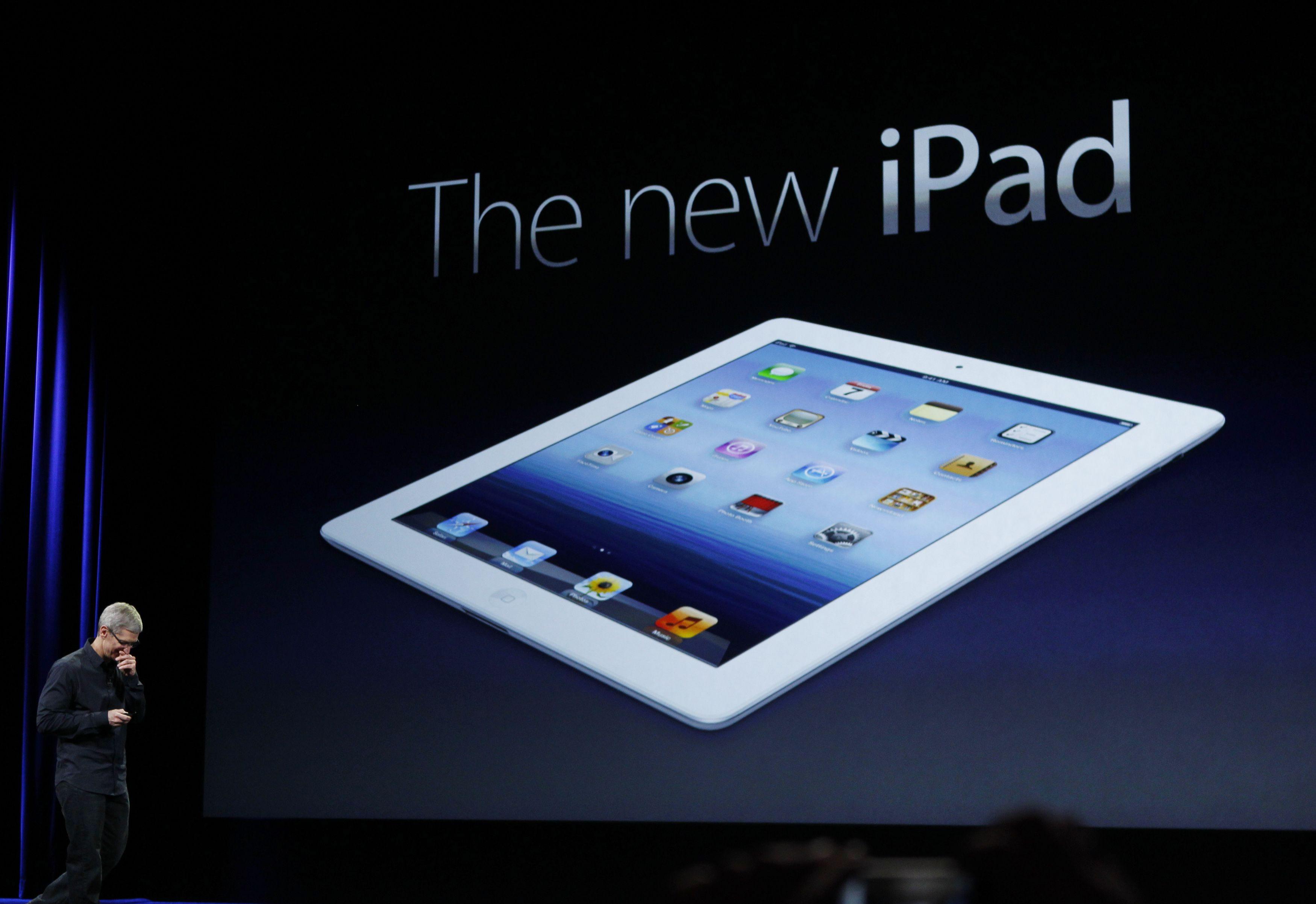 En directo: el nuevo iPad llegará a España el 23 de marzo