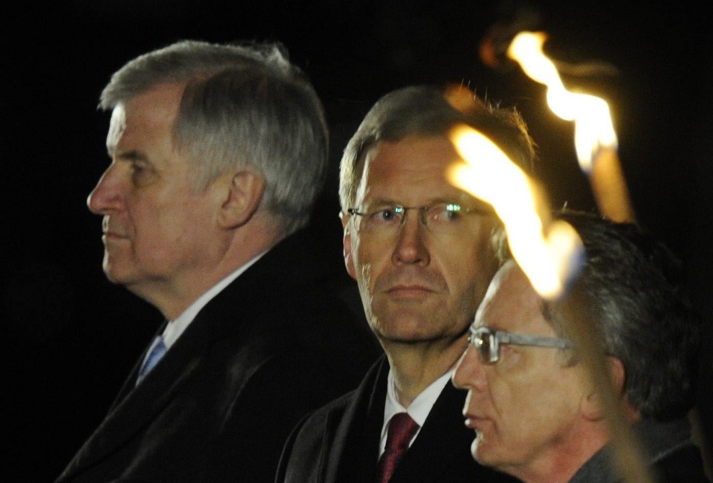 Casi la mitad de los invitados rechazan acudir a la despedida del expresidente alemán Wulff
