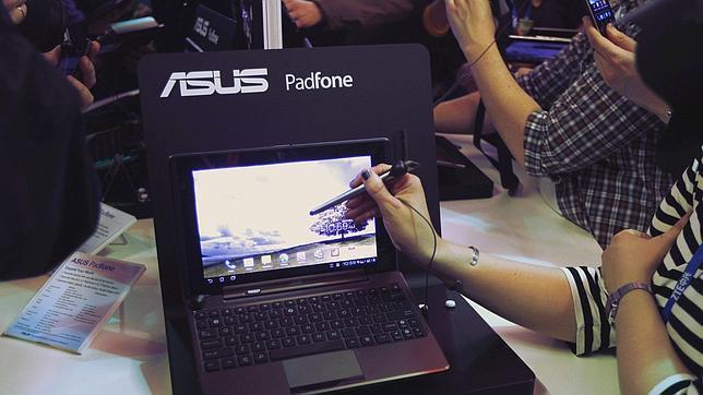 Asus podría fabricar la tableta de Google