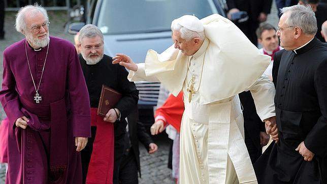 Matrimonio Judio Catolico : El papa apoya la campaña de los católicos británicos