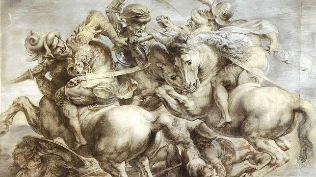 Se confirma que el Leonardo perdido está escondido detrás de un Vasari