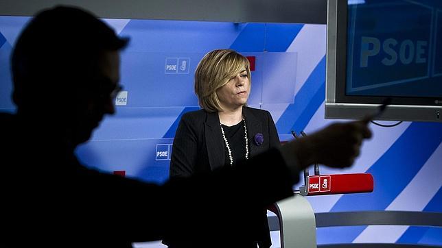 Valenciano dice que el PSOE atraviesa una situación económica «tremendamente difícil»