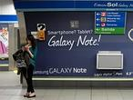 Pr�xima estaci�n: �Sol Galaxy Note!�