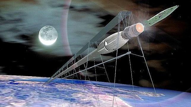 Levitación magnética para llegar al espacio