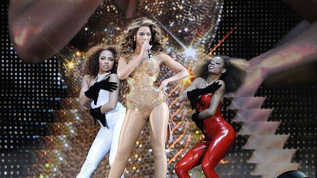 Beyoncé vuelve a los escenarios después de ser madre