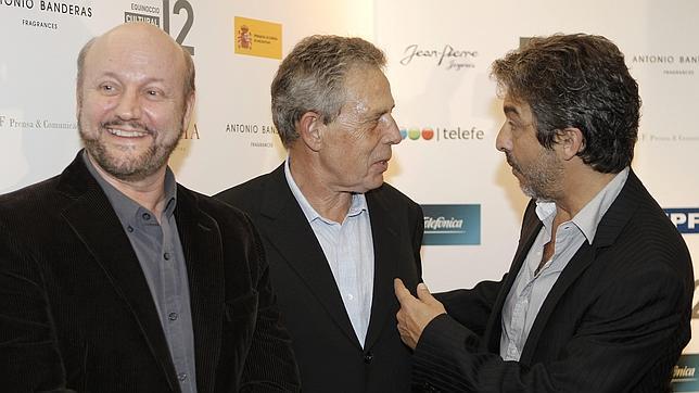 Campanella recibe el Equinoccio Cultural de la embajada española en Buenos Aires