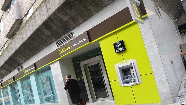 Bankia cambia la imagen de sus oficinas despu s de for Oficinas de bankia en madrid