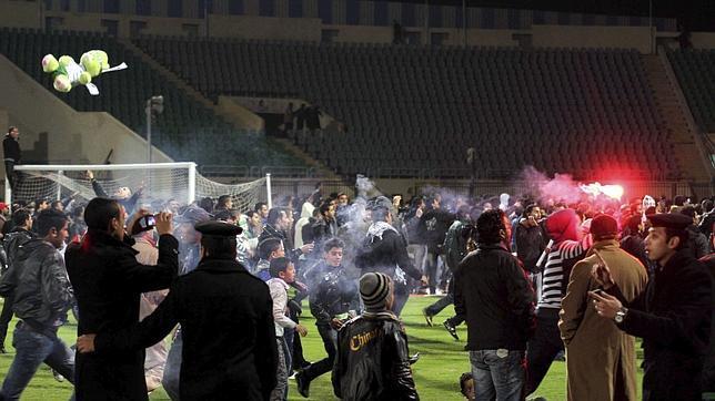 El club El Masri, apartado de las competiciones dos temporadas