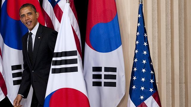 Obama intenta parar el lanzamiento de un misil norcoreano que podría golpear EE.UU. con una cabeza nuclear