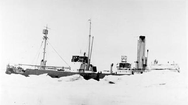 Baychimo, el barco fantasma que navegó a la deriva durante casi 40 años Barco--644x362