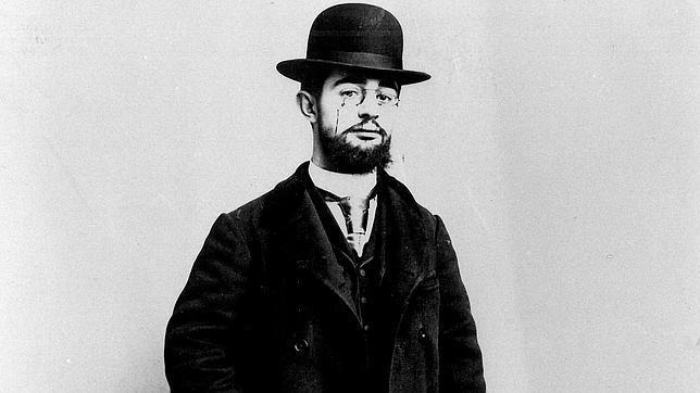 Retrato de Henri Toulouse-Lautrec tomado en 1892. © MUSÉE TOULOUSE-LAUTREC, ALBI
