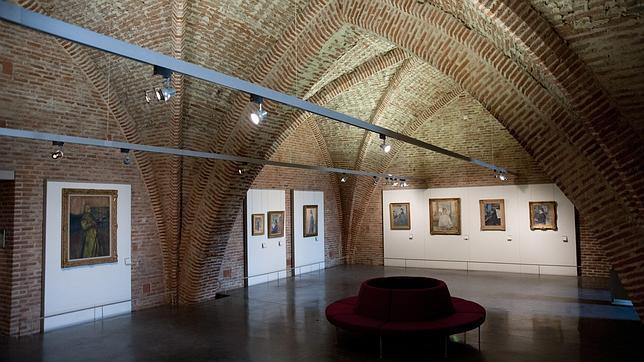 Sala de retratos del museo. © François Giubilato
