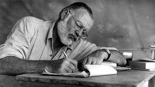 Ve la luz un Hemingway que devora al «macho»: tierno, gentil, sensible