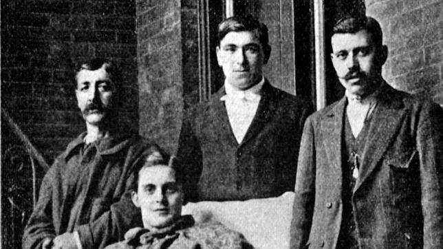 Los diez españoles del Titanic