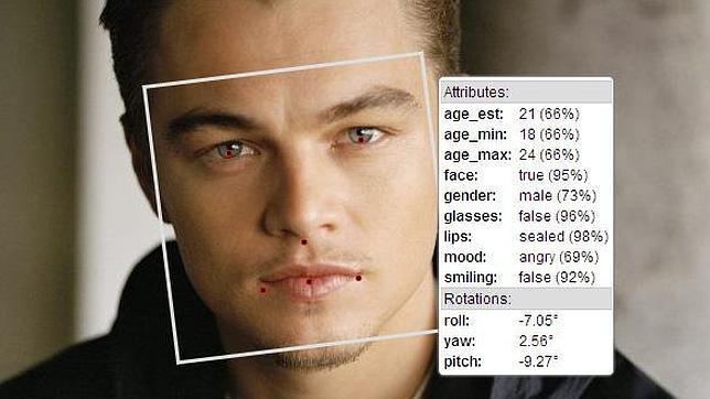 Face.com, la aplicación que averigua tu edad con solo una fotografía