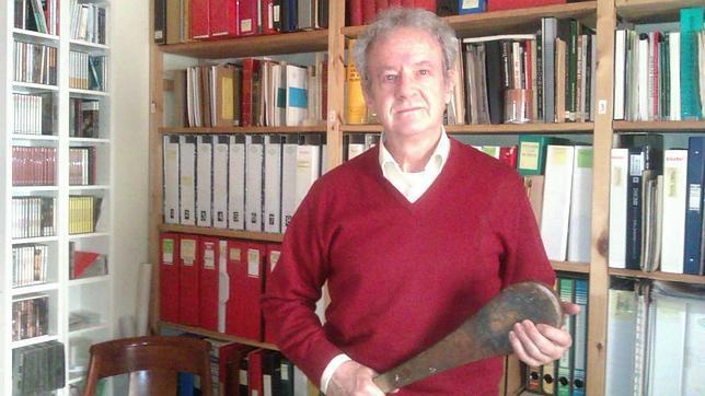 Fernando Larumbe: «La pelota vasca es patrimonio cultural y deportivo español»