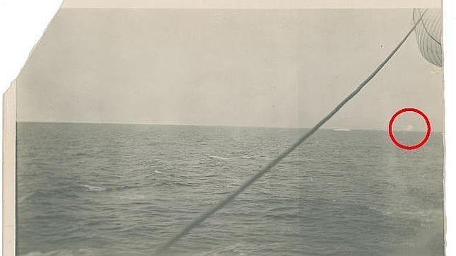 Subastan la supuesta foto del iceberg que povoc la - Todo sobre barcos ...