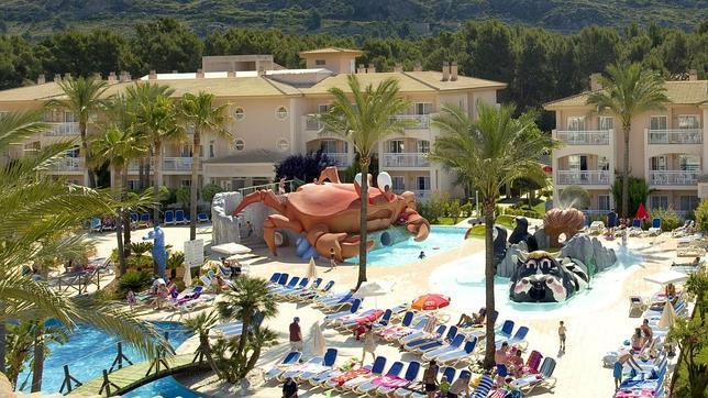 Cinco hoteles espa oles entre los mejores del mundo para for Hoteles con habitaciones familiares en espana