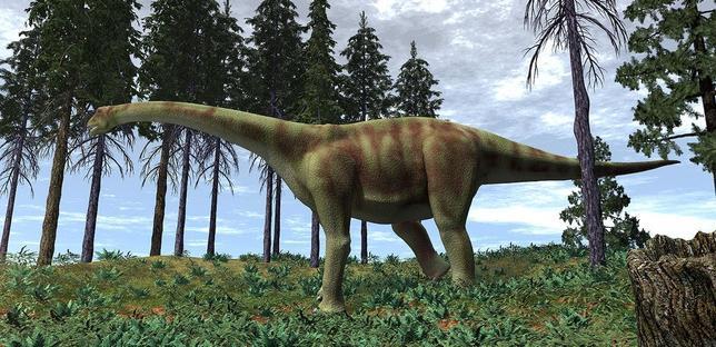 Científicos «de cráneo» con el dinosaurio gigante de Teruel