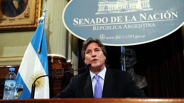El vicepresidente de Cristina Kirchner abre el ventilador