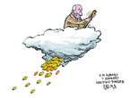 Unánime homenaje del humor gráfico español a Antonio Mingote