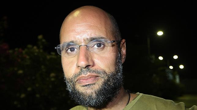 Libia no entregará al hijo de Gadafi al Tribunal Penal Internacional