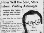 La batalla astrológica de la Segunda Guerra Mundial