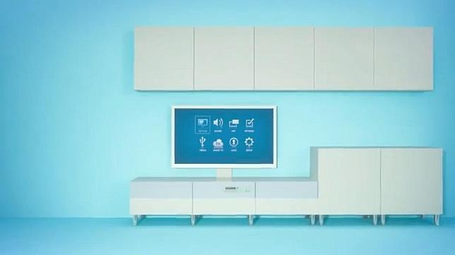 Ikea vender muebles con la televisi n integrada for Muebles de aseo ikea