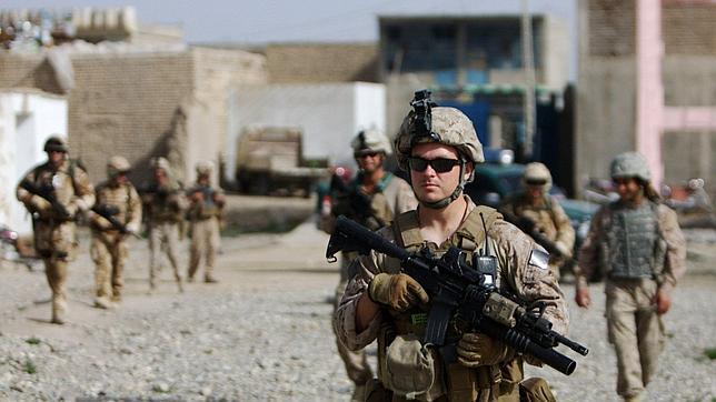 EE.UU. prepara una gran ofensiva contra los talibanes para este verano