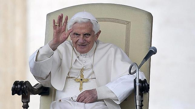 Siete años de Benedicto XVI