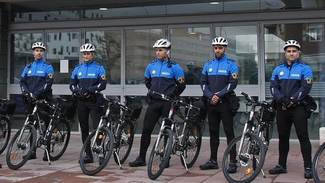 """Alcorcón estréia proximidade nove """"'Bike-policiais"""