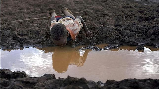 Una gigantesca reserva de agua aparece en el subsuelo de África