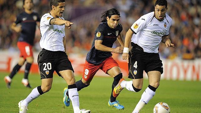 En directo: Valencia-Atlético
