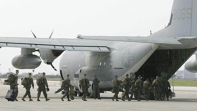 Estados Unidos acuerda con Japón sacar de Okinawa a 9.000 marines