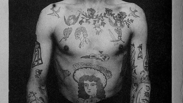cubanas putas tatuajes de criminales y prostitutas libro