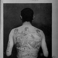 tatuajes de criminales y prostitutas libro prostitutas salou